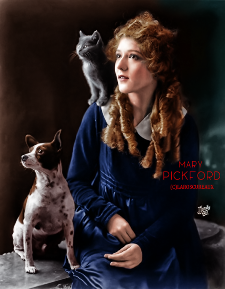 (0) 1910s mpickford pets BLOG SM